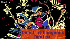 Quest of Dungeons – PS4   Review