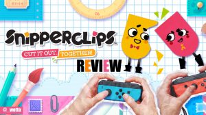 Snipperclips: Cut It Out Together – Nintendo Switch | Review