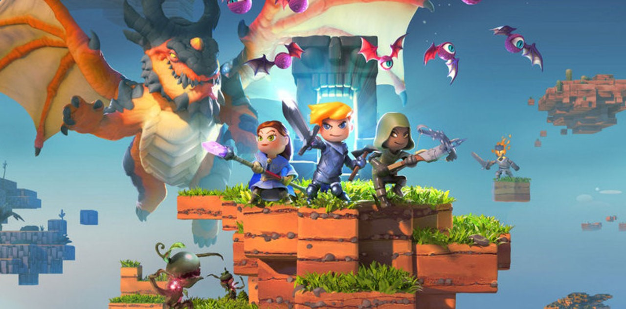 Portal Knights – PS4   Review
