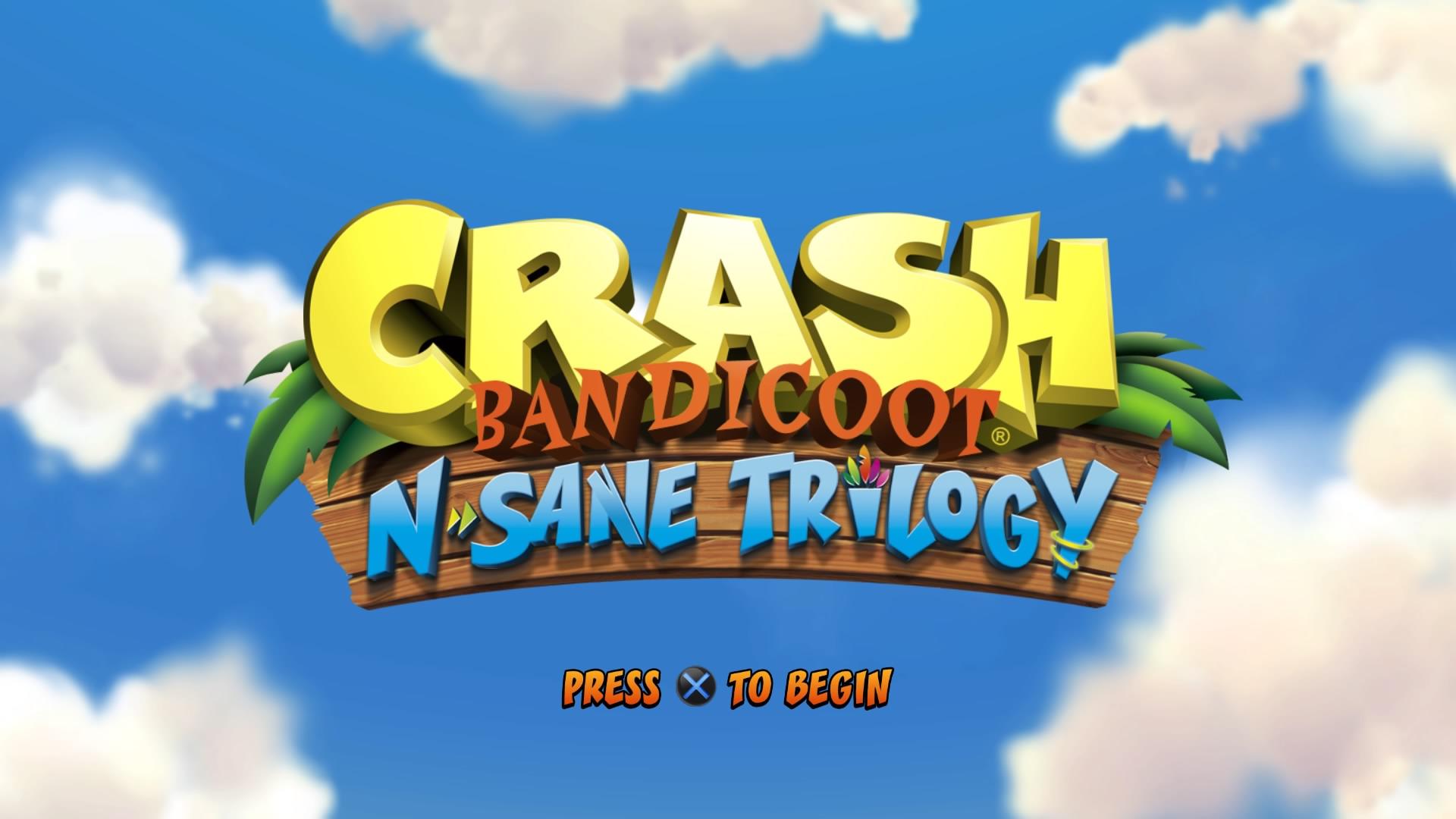 Crash Bandicoot N.Sane Trilogy – PS4   Review