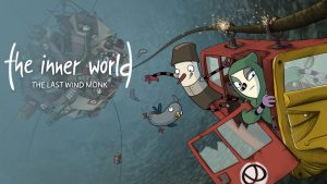 The Inner World: The Last Wind Monk – PS4 | Review
