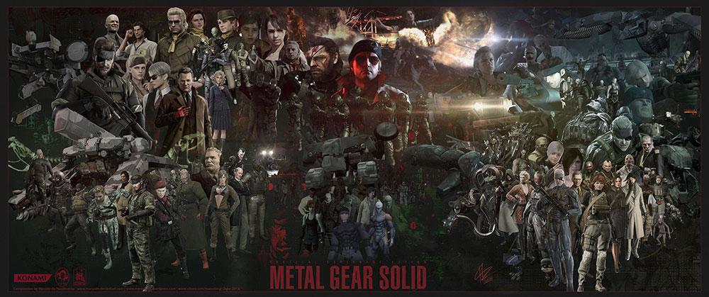 Guest Post: Metal Gear Solid – A Retrospective PART 1
