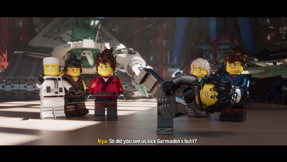 The LEGO NINJAGO Movie Video Game – PS4 ǀ Review | SquareXO