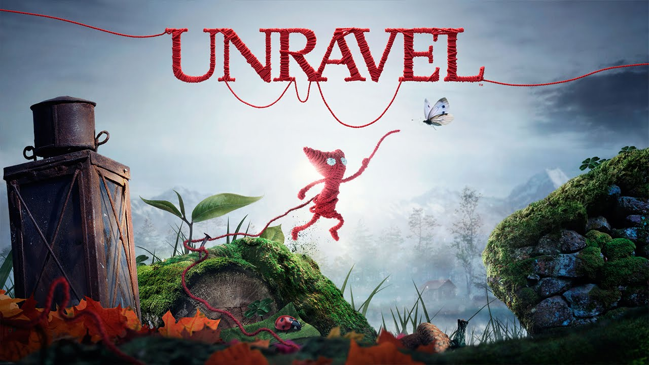 Guest Post: Unravel | PS4 'Better Late Than Never' Review