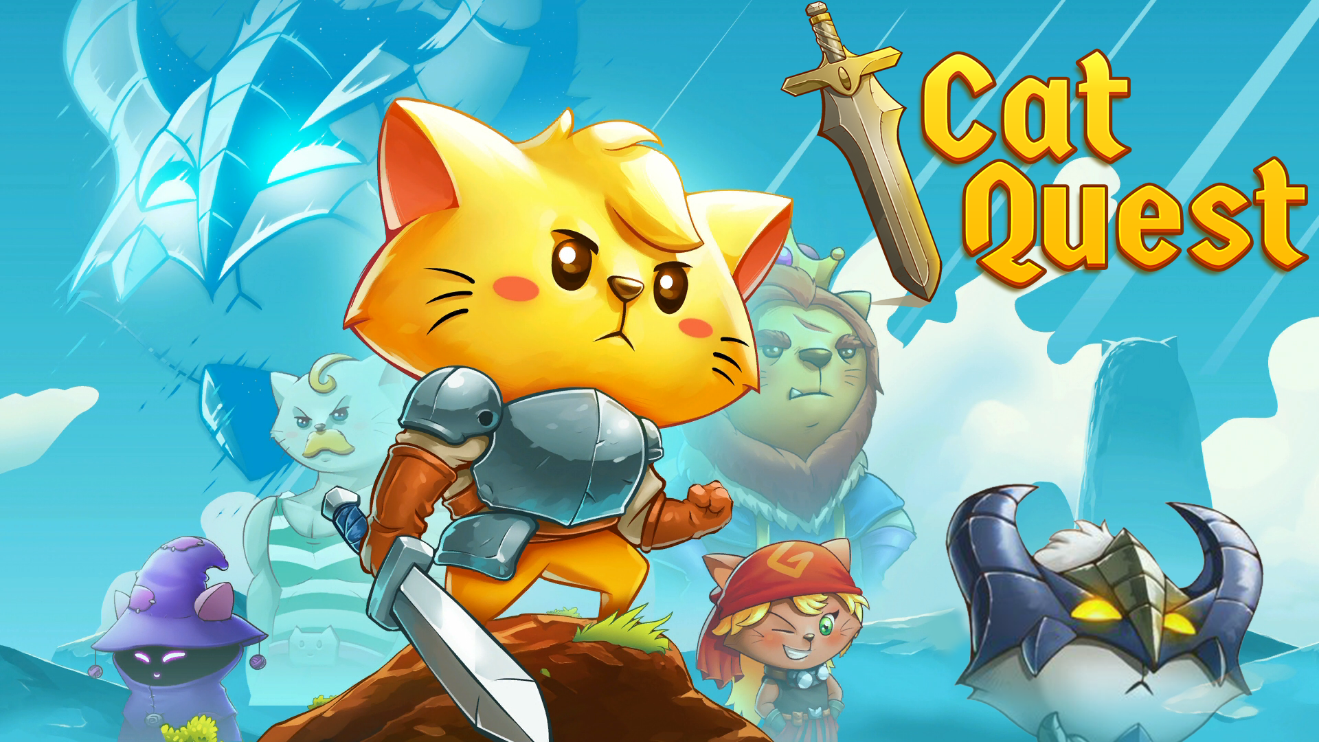 Cat Quest – PS4 | Review