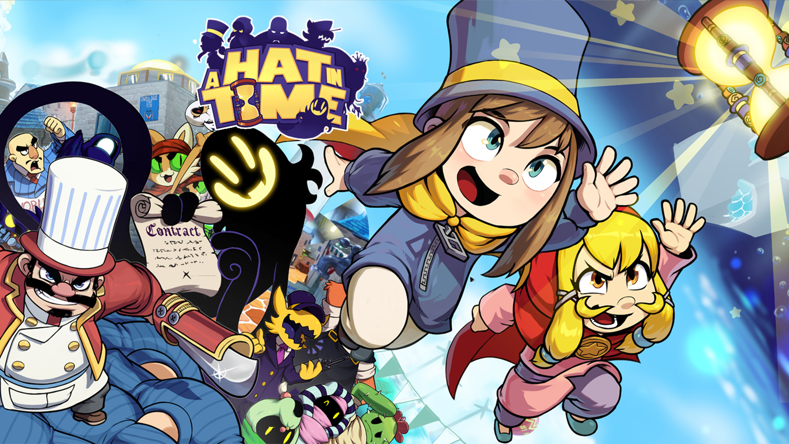 A Hat in Time – PS4 | Review