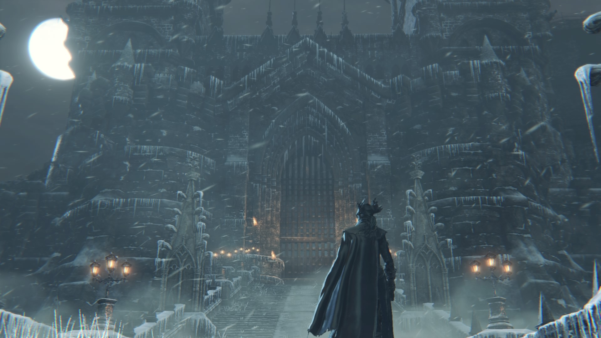 My five favourite ps4 worlds squarexo for Yharnam architecture