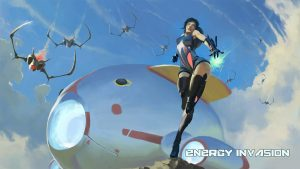 Energy Invasion – PS4/PS Vita | Review