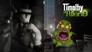 Timothy vs. the Aliens – PS4 | Review