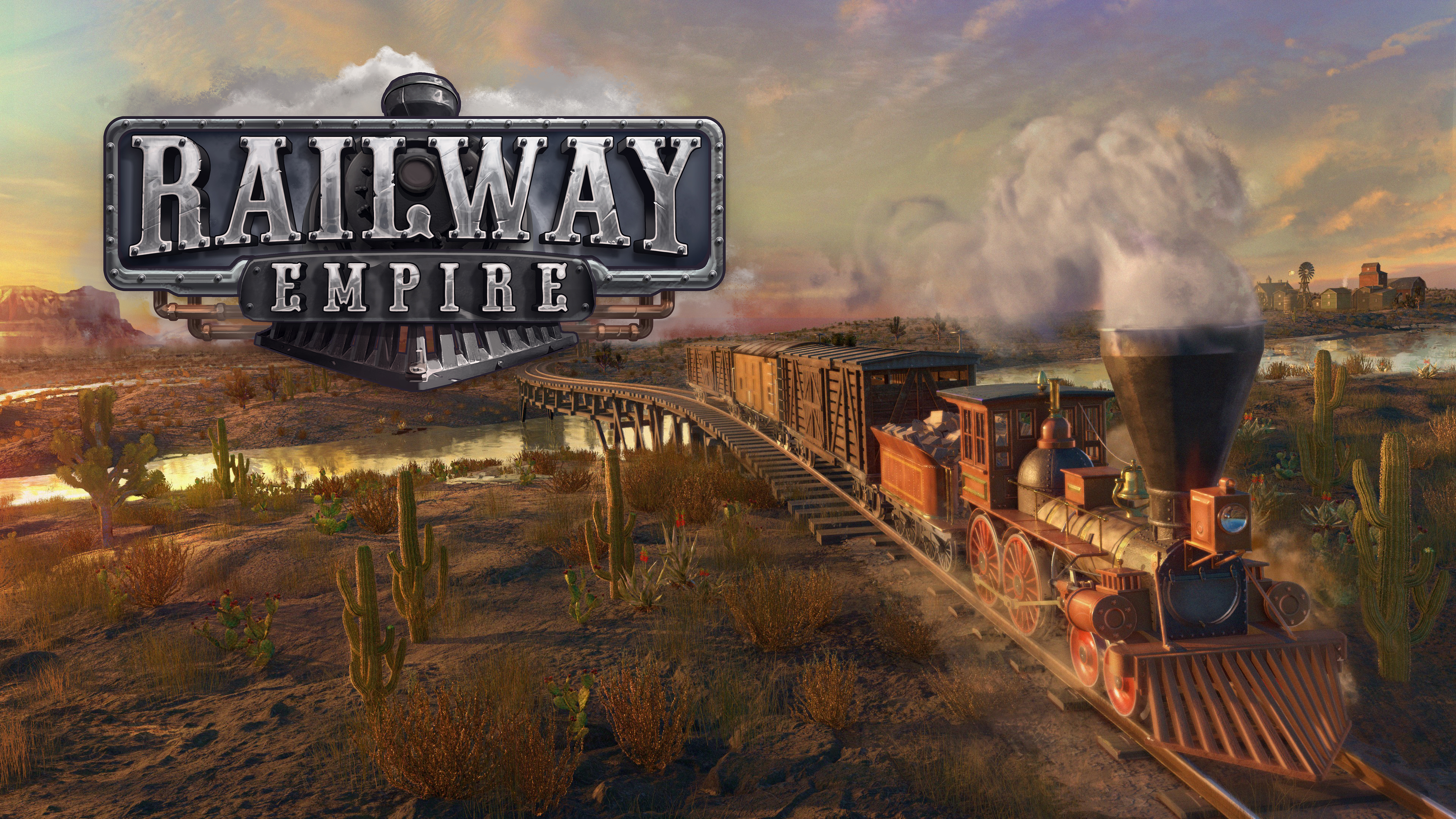 Railway Empire – PS4 | Review