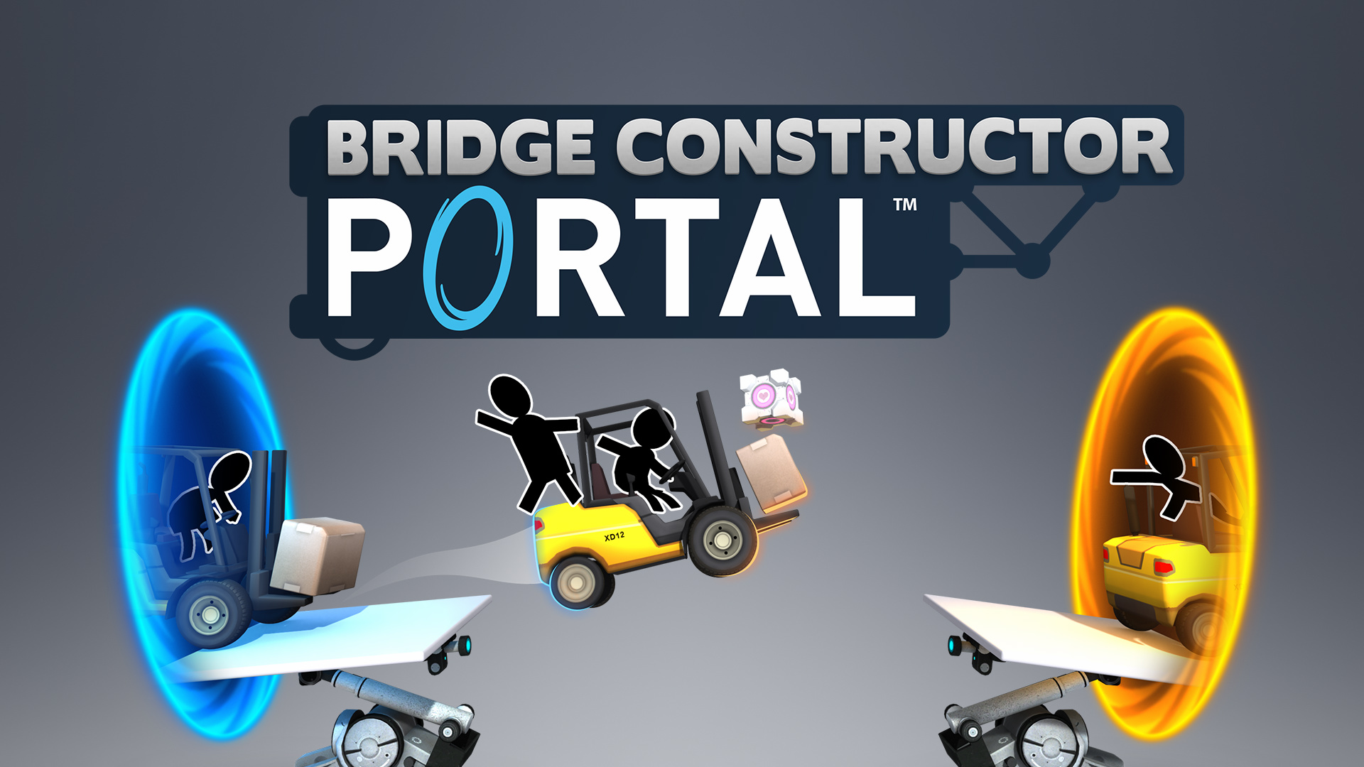 Bridge Constructor Portal – PS4 | Review