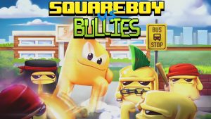 Squareboy Vs. Bullies: Arena Edition – PS4/PS Vita | Review