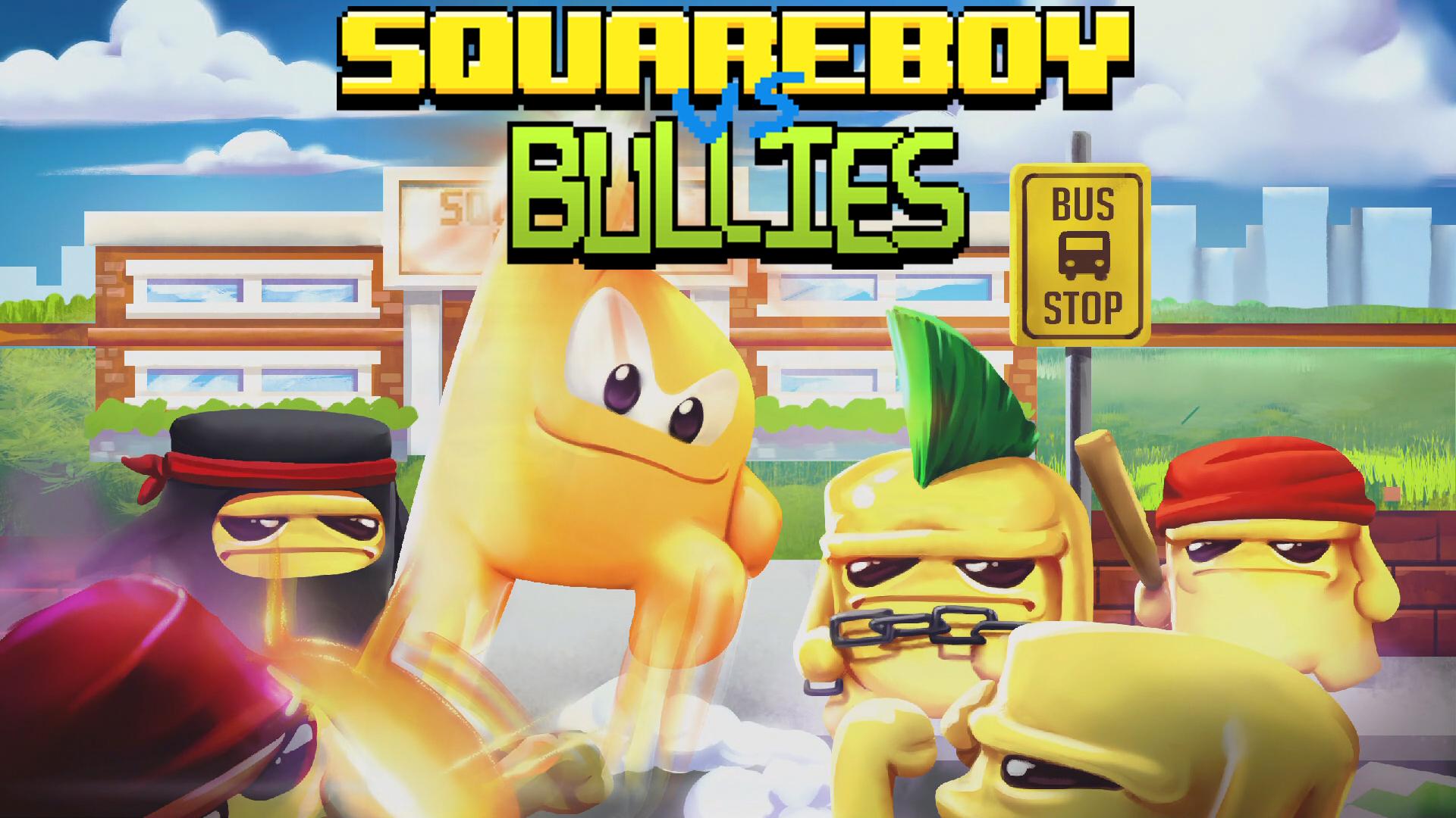 Squareboy Vs. Bullies: Arena Edition – PS4/PS Vita   Review