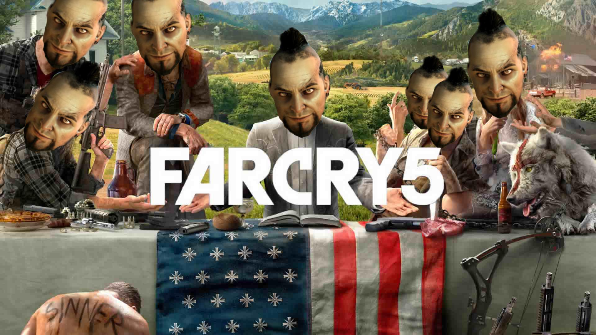 Far Cry 5 Season Pass contains a special surprise