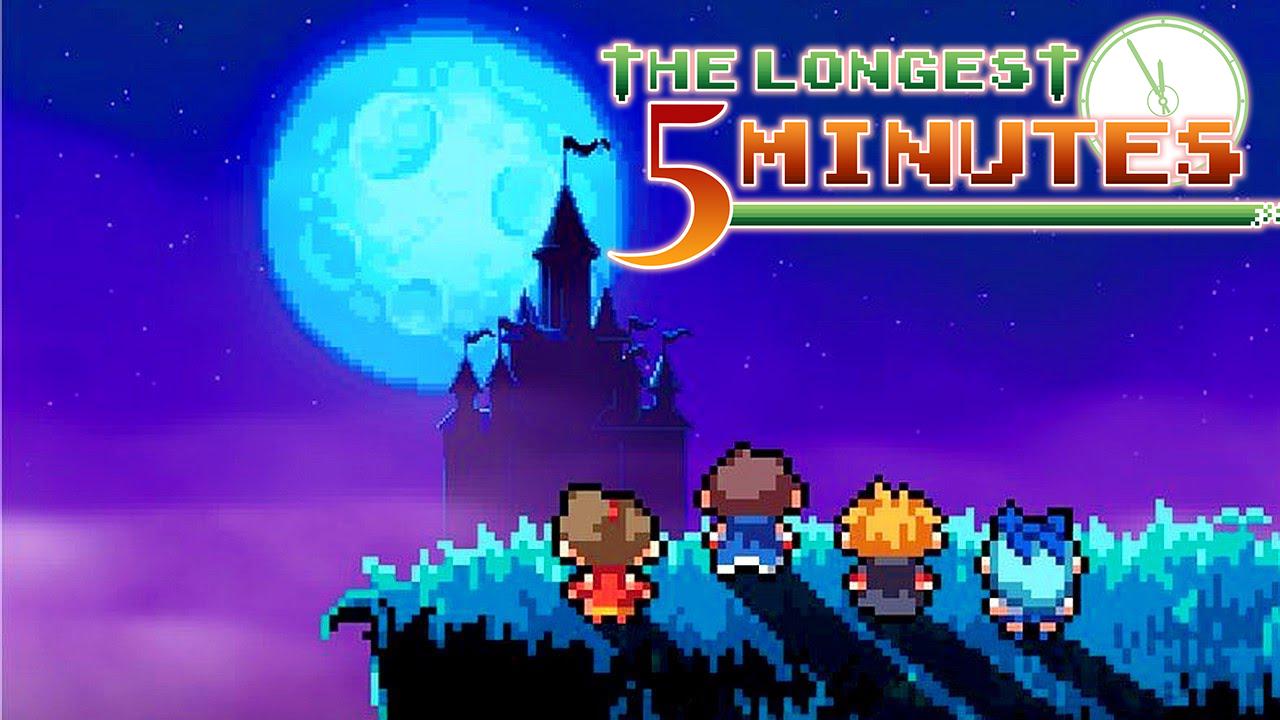 The Longest Five Minutes – PS Vita | Review