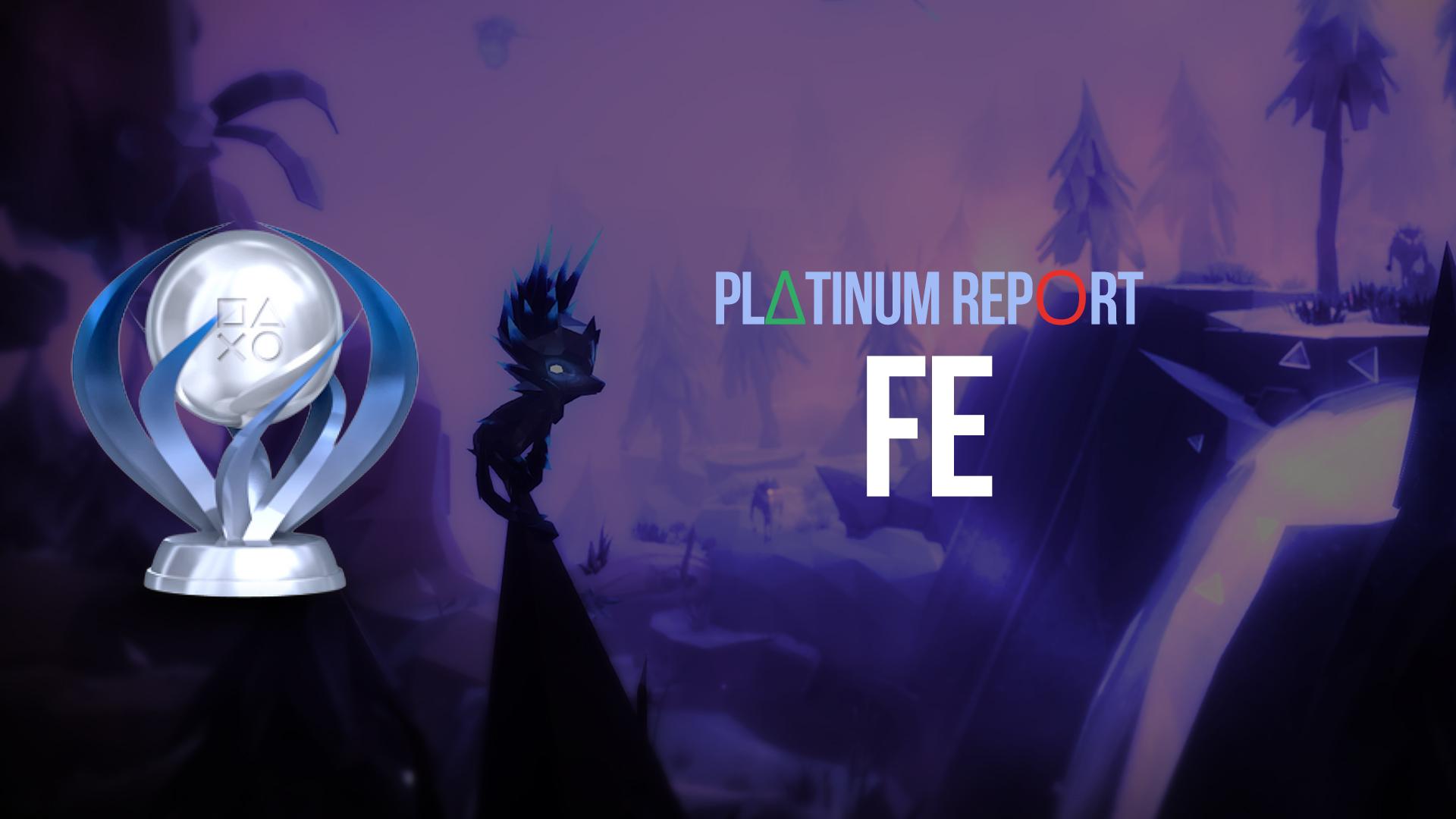 Platinum Report: Fe #29
