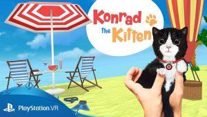 Konrad the Kitten – PSVR   Review