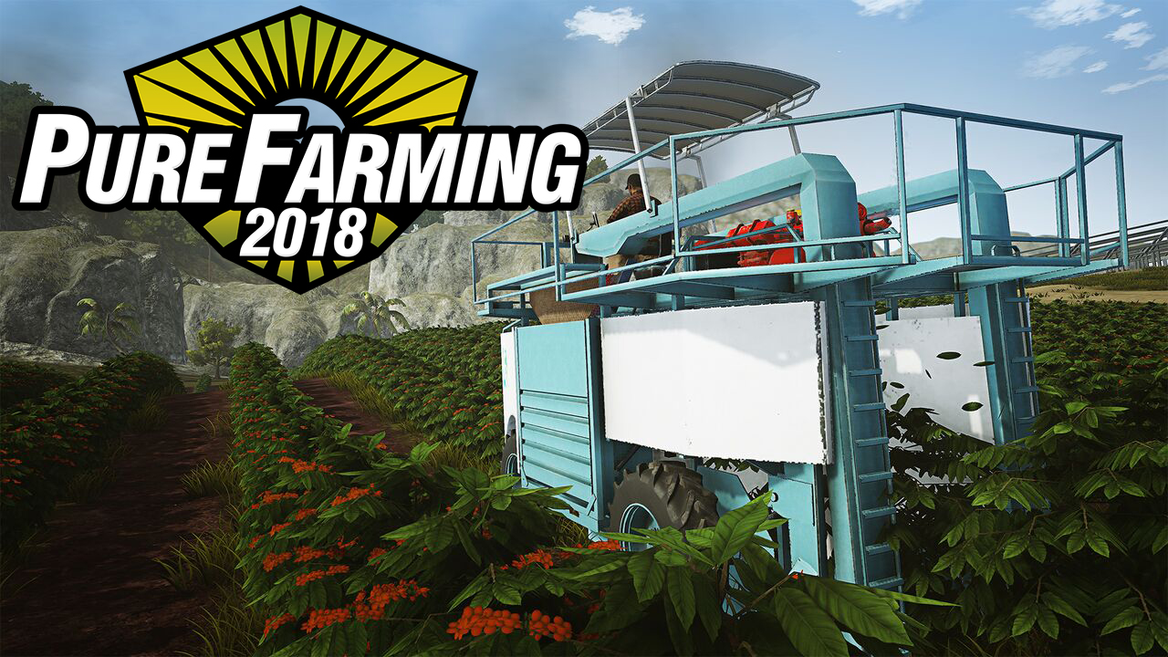 Pure Farming 2018 – PS4   Review