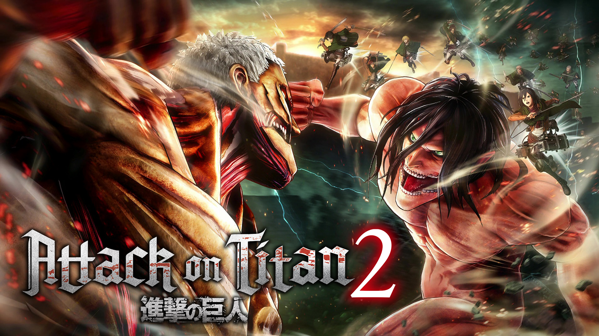 Attack on Titan 2 – PS4 | Review