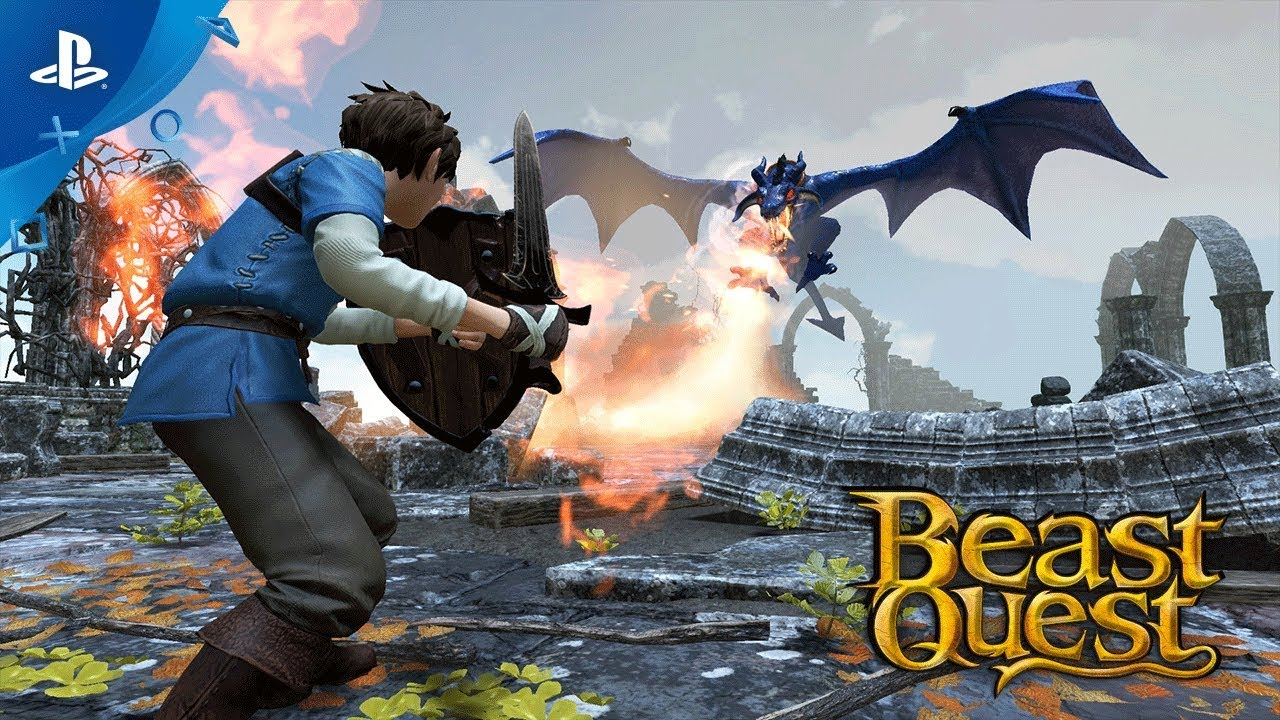 Beast Quest – PS4 | Review