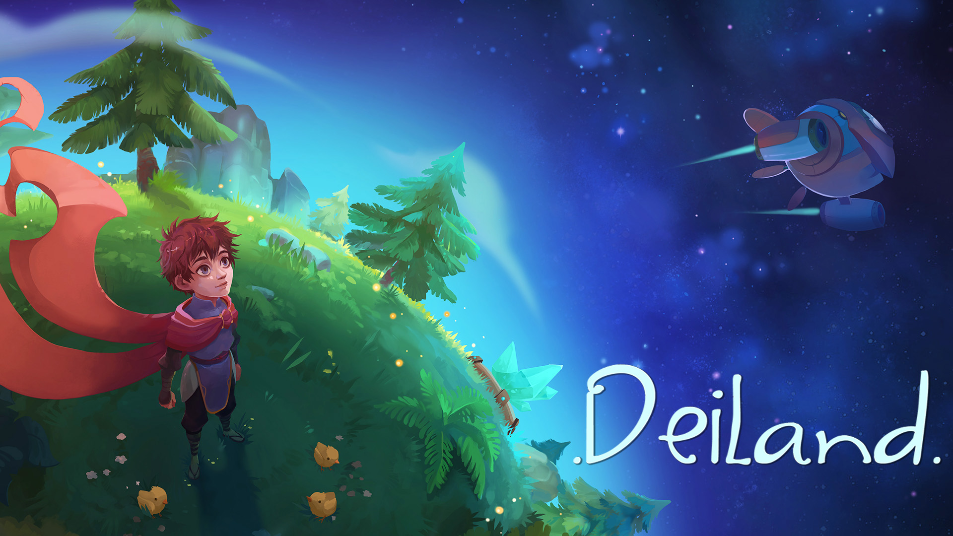 Deiland – PS4 | Review