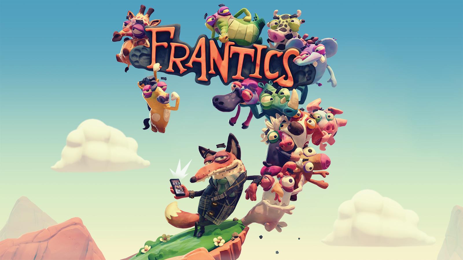 Frantics – PS4 | Review