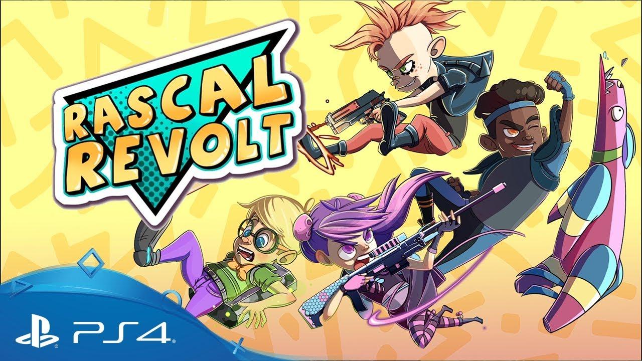 Rascal Revolt – PS4   Review
