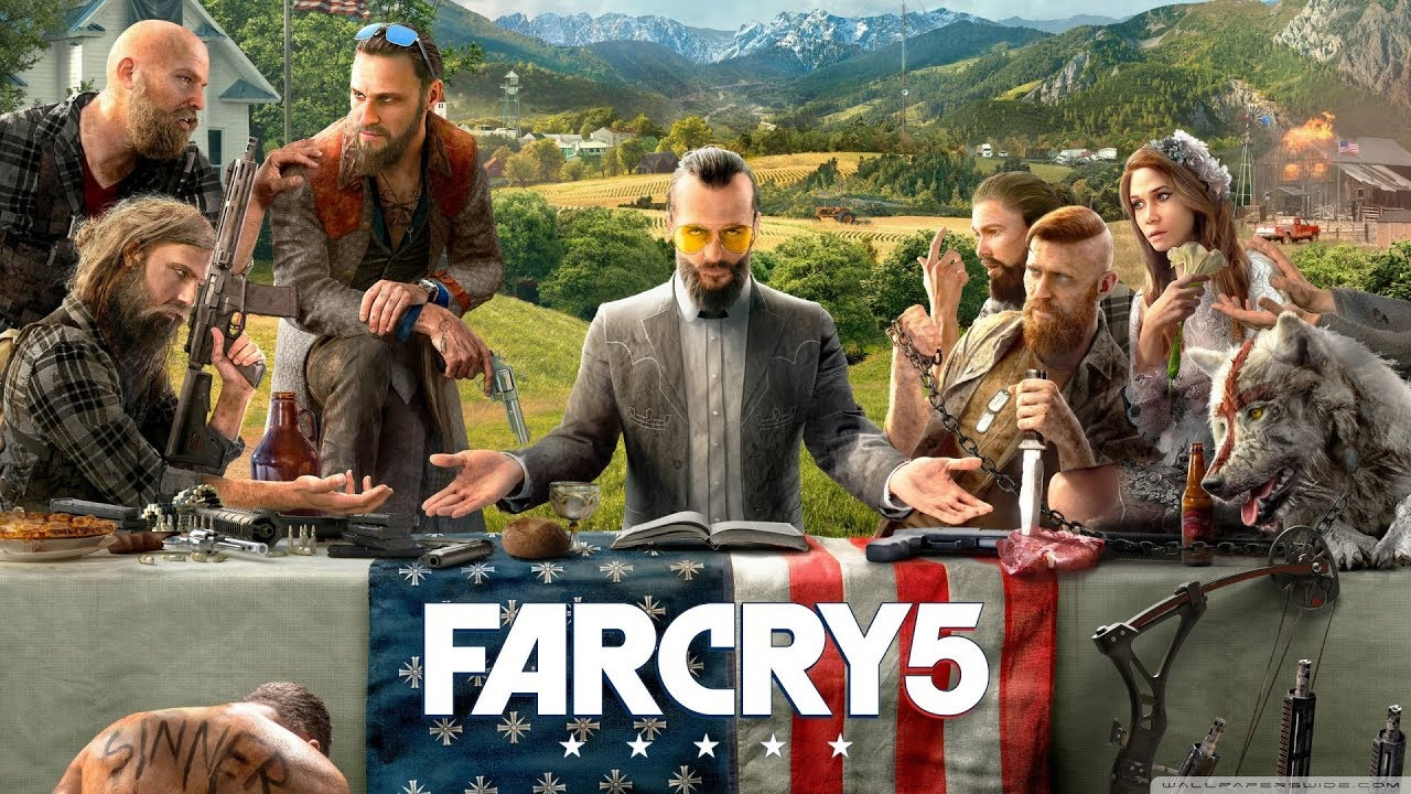 Far Cry 5 – PS4   Review