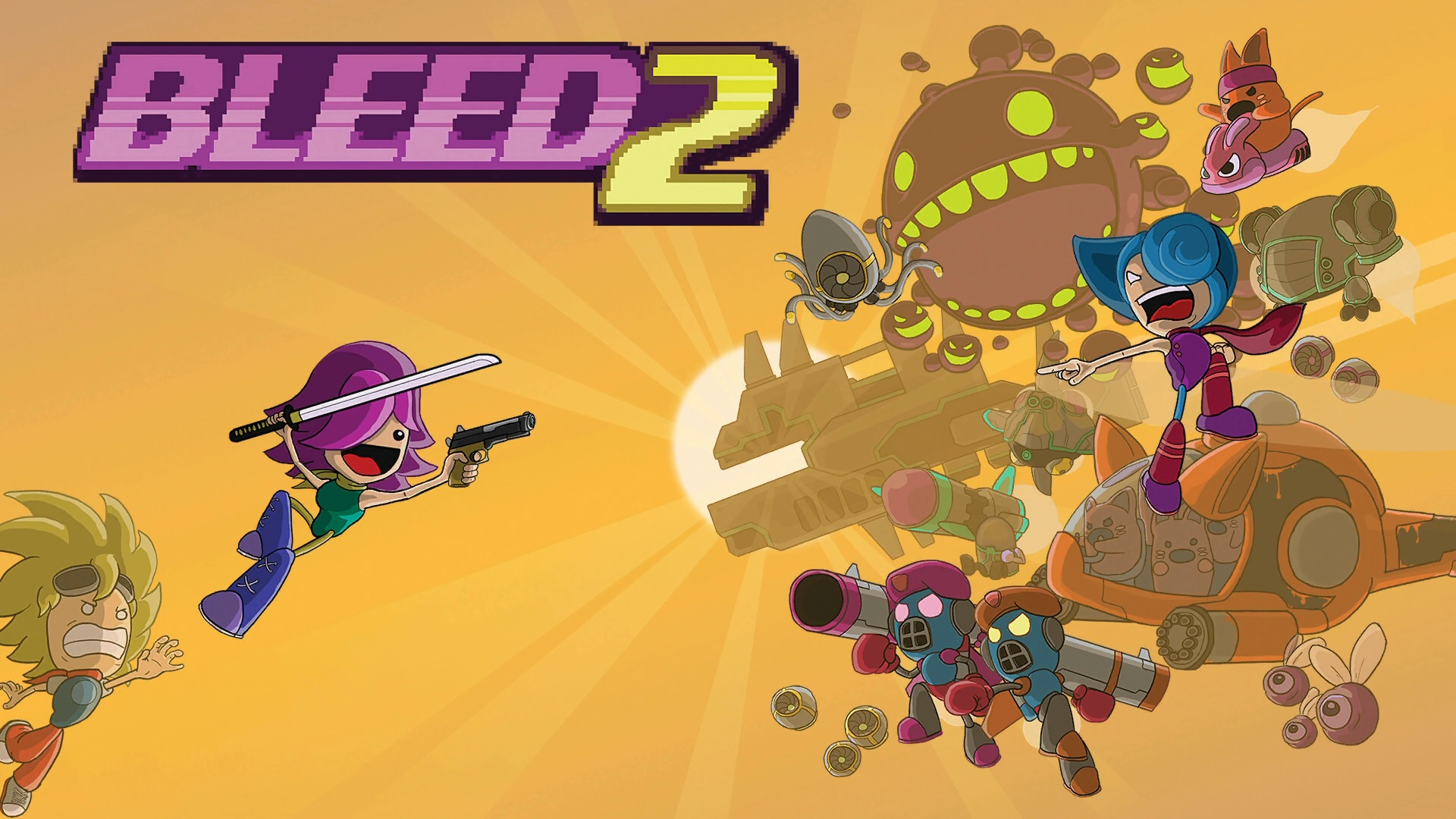 Bleed 2 – PS4 | Review