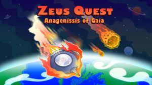 Zeus Quest: Anagenissis of Gaia ~ Remastered – PS4 | Review