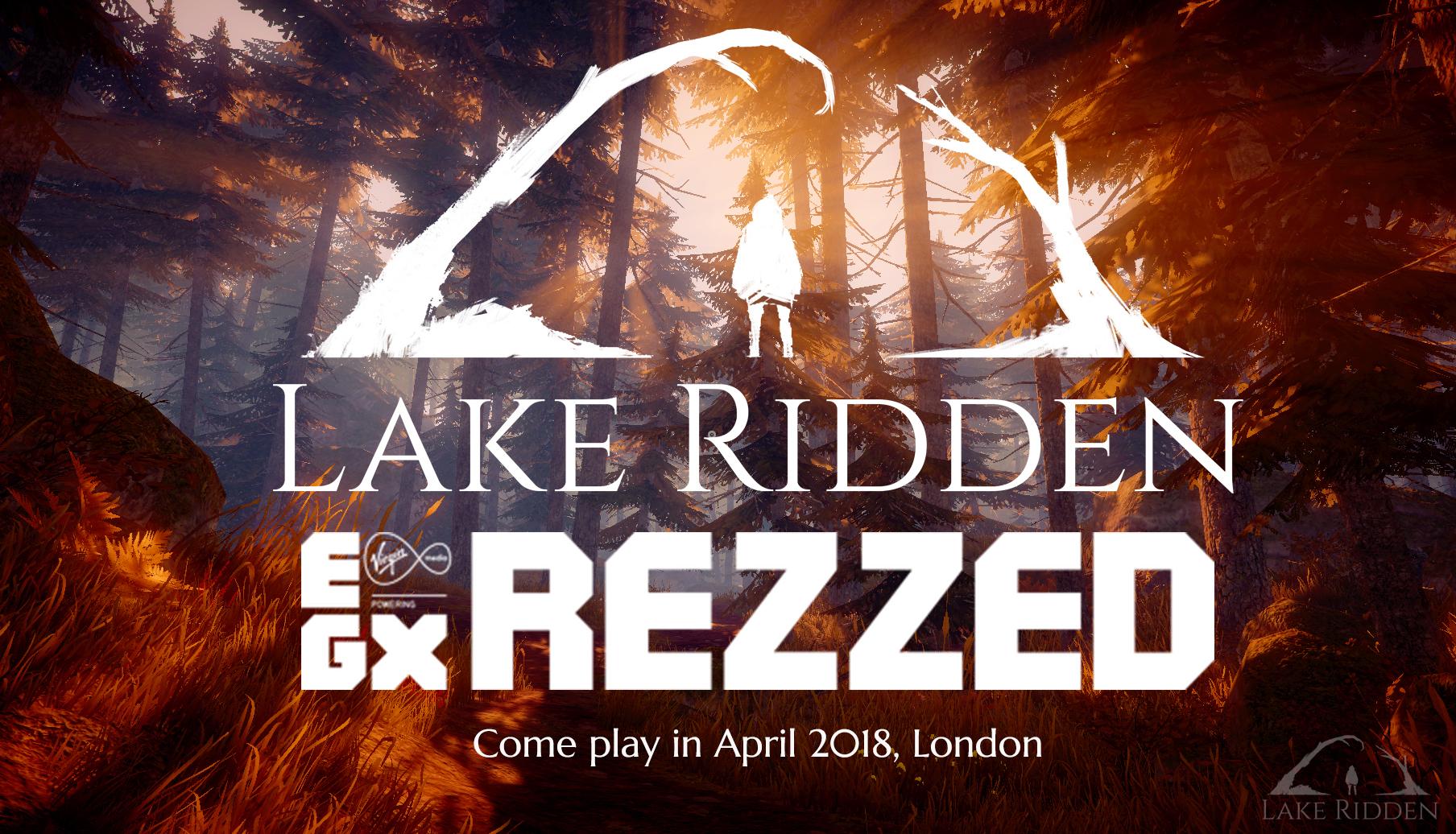 EGX Rezzed 2018 ∣ Lake Ridden Interview With Erik Nilsson