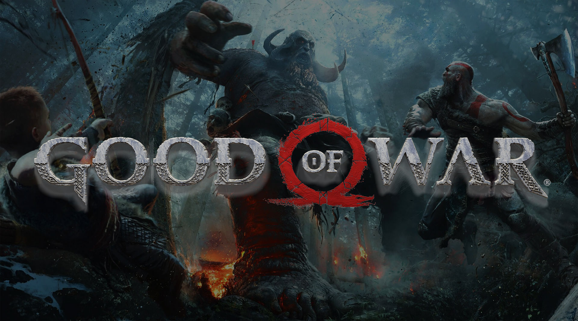 Good of War | My Thoughts on God of War PS4