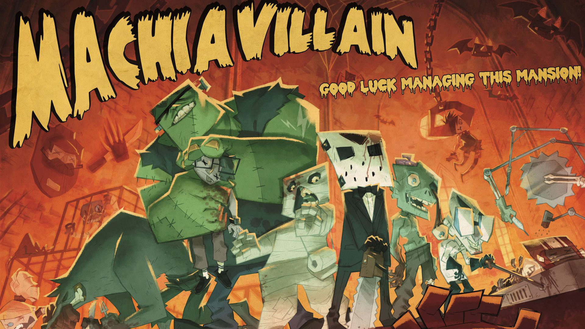 MachiaVillain – PC | Review