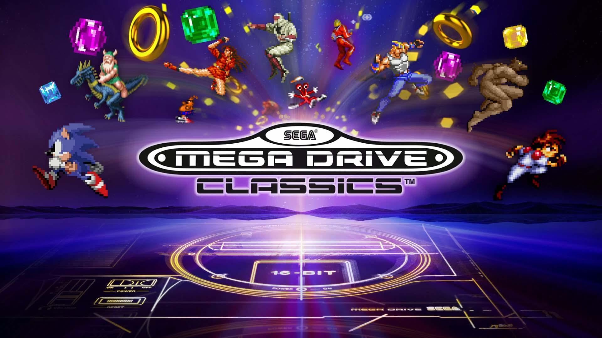 SEGA Mega Drive Classics – PS4 | Review