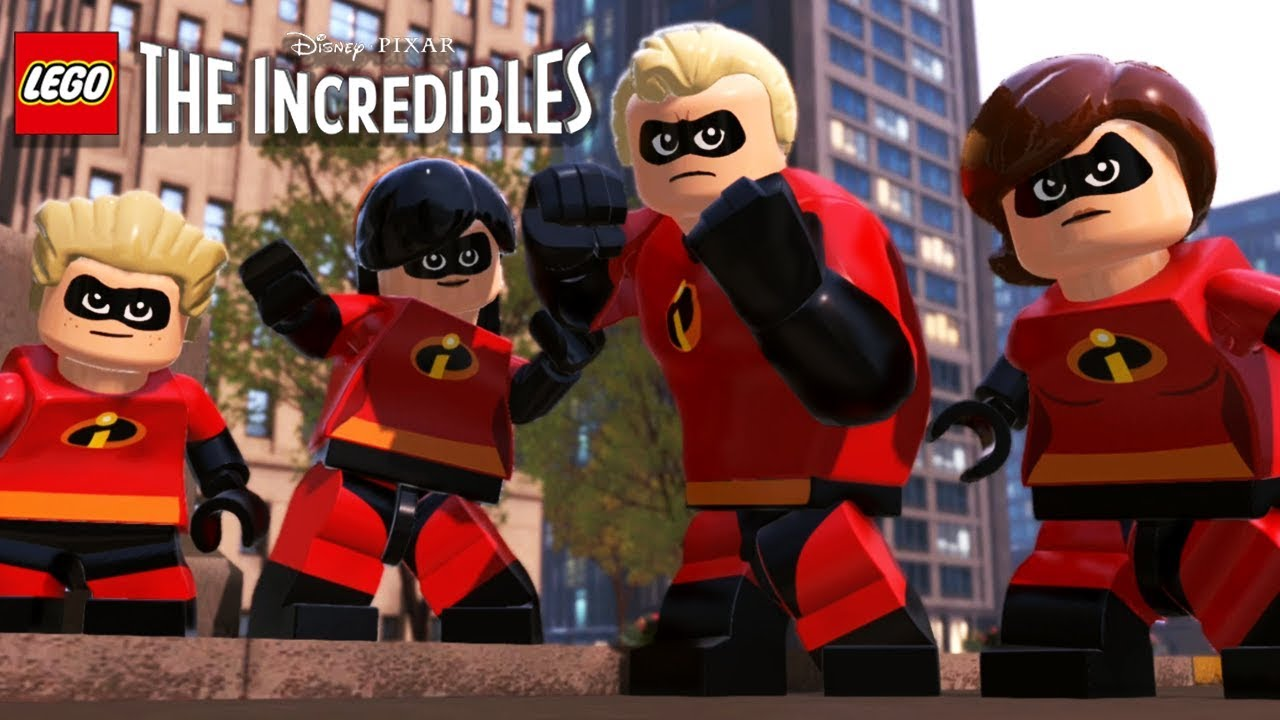 LEGO The Incredibles – PS4 | Review