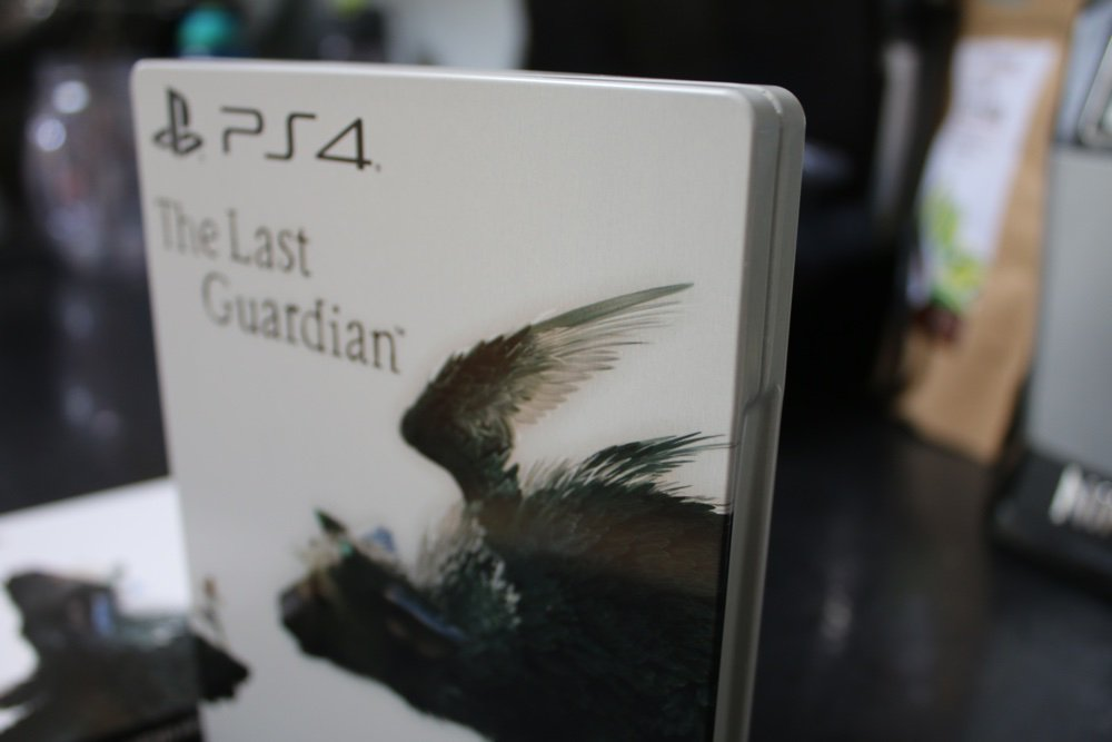 The Last Guardian Special Edition Unboxed