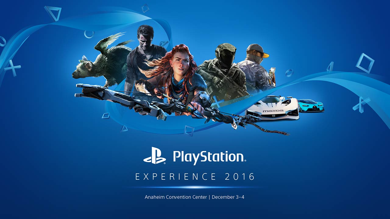 The @_wotta Report – Dec 3 2016 | The PlayStation Experience 2016 News Round Up