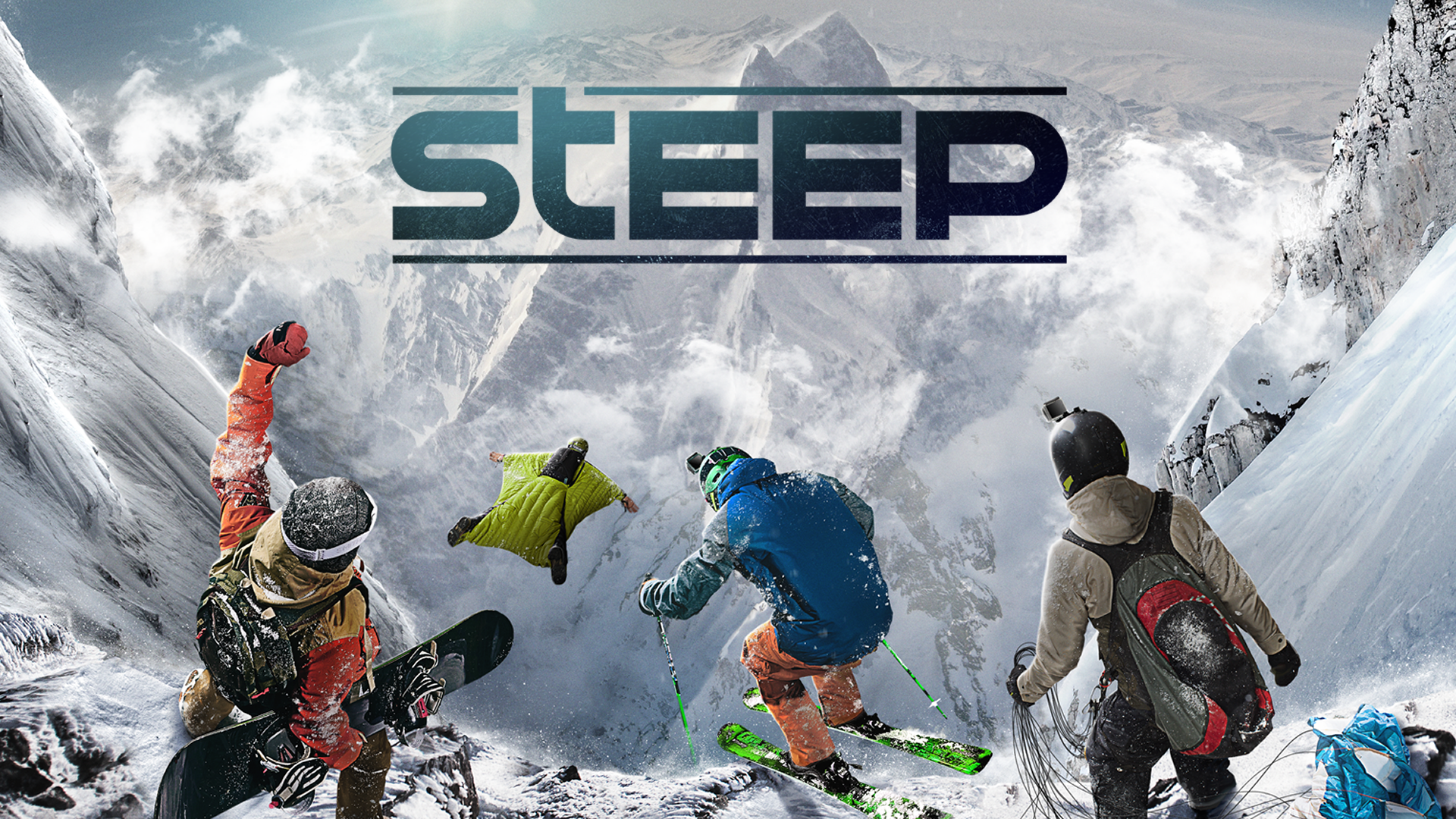 Steep – Gameplay Series | PS4, Xbox One, PC