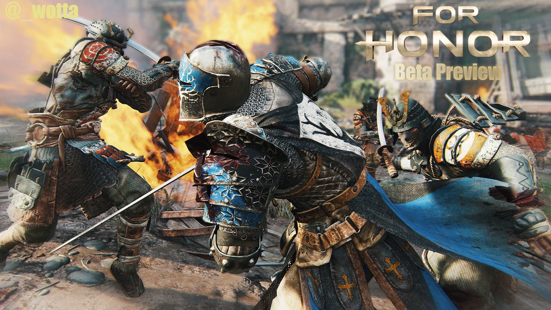 For Honor – PS4, Xbox One, PC | Preview