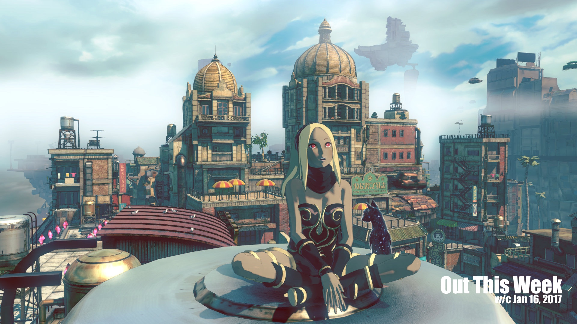 Out This Week – Gravity Rush 2 and more | New Game Releases