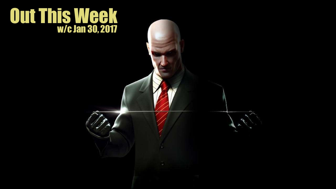 Out This Week – Week Commencing, Jan 30, 2017 | New Game Releases