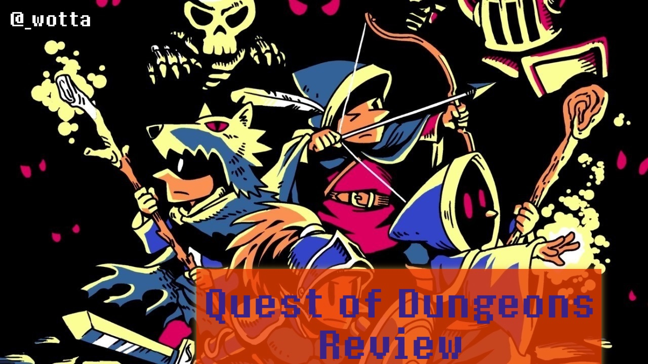 Quest of Dungeons – PS4 | Review