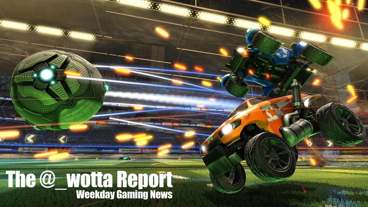 The @_wotta Report – Jan 12, 2017 | Weekday Gaming News