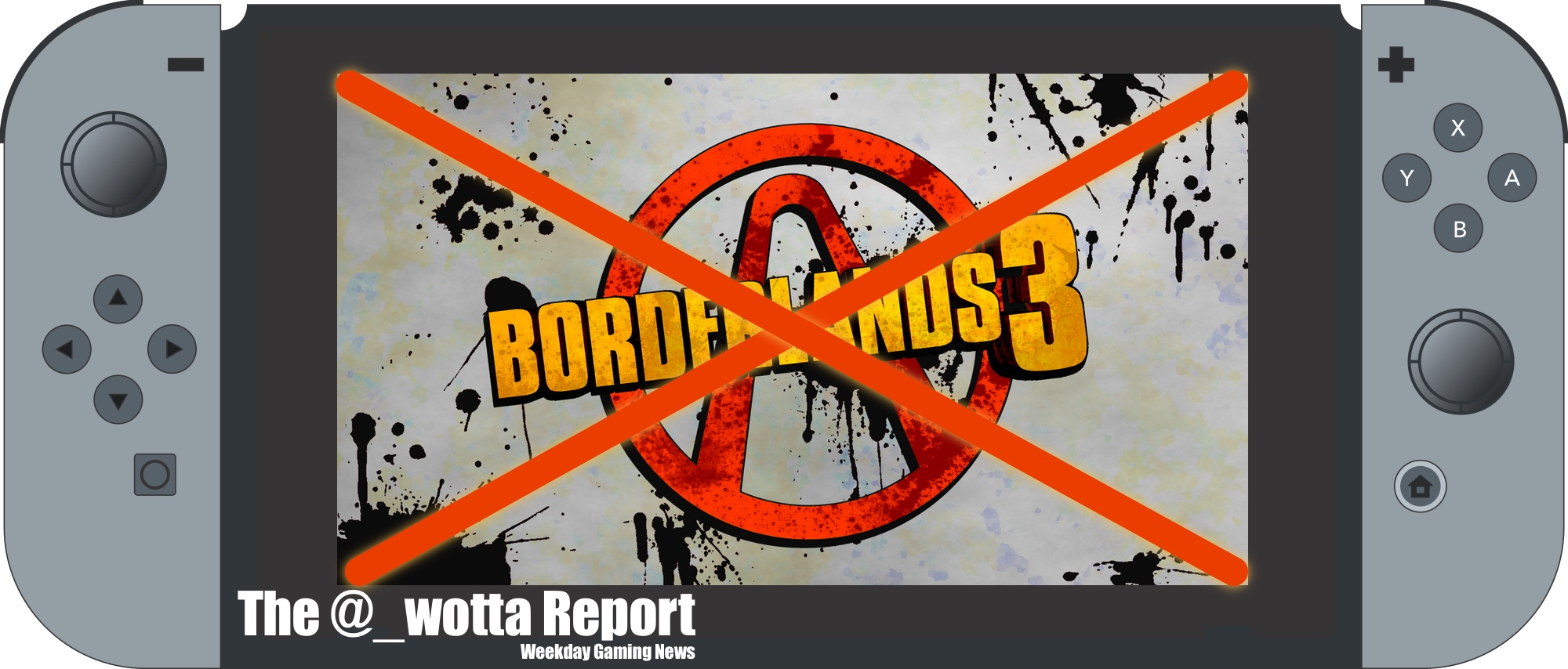 The @_wotta Report – No Borderlands 3 for Switch | Weekday Gaming News