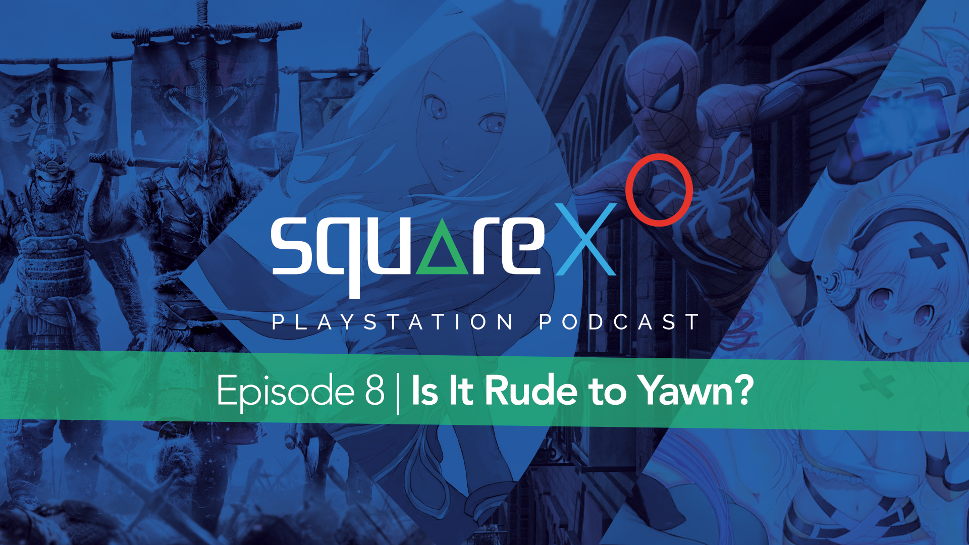 Episode 8 | Is It Rude to Yawn