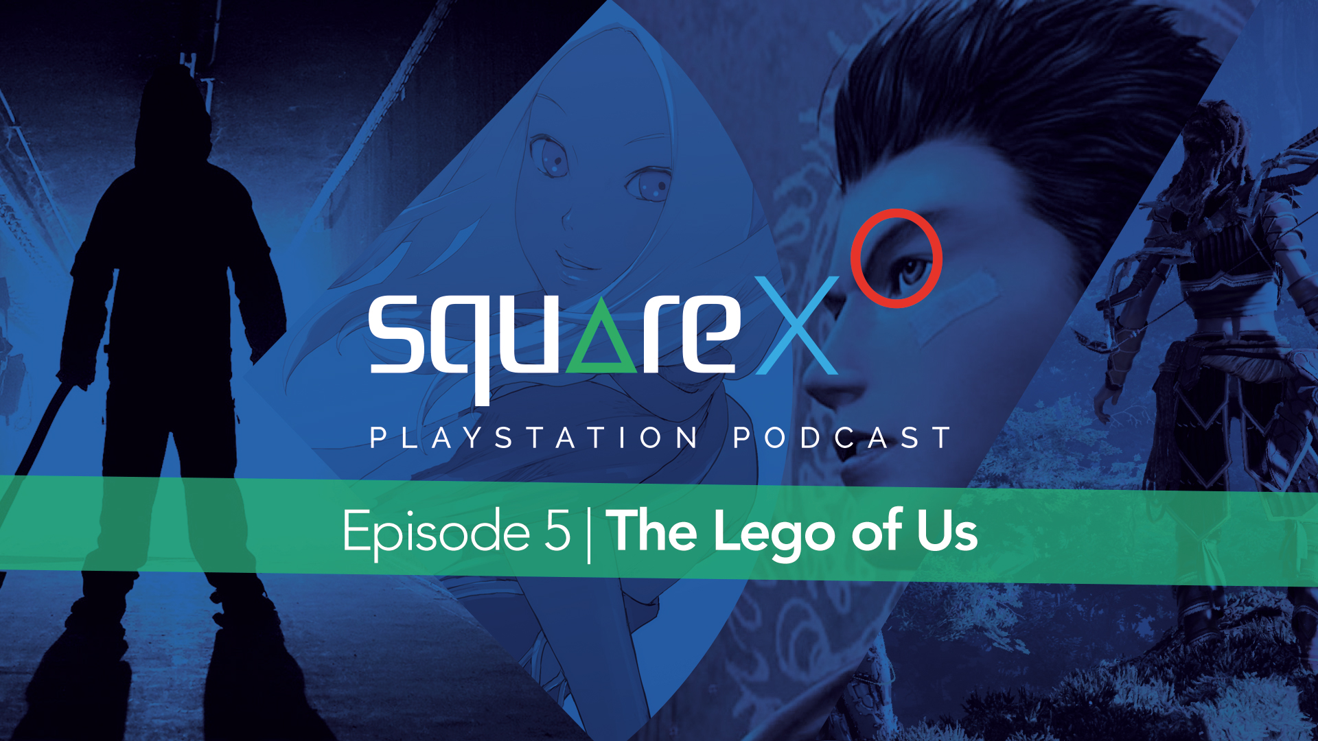Episode 5 | The Lego of Us