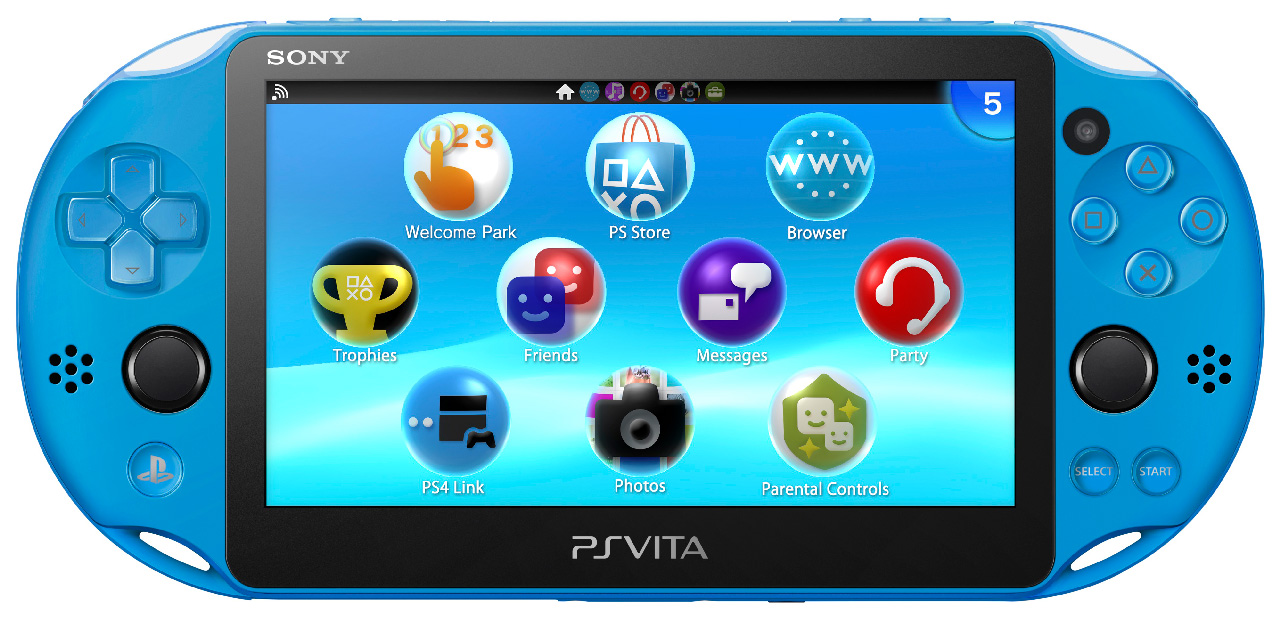 Sony and Third Parties killed the Vita but the Vita lives on
