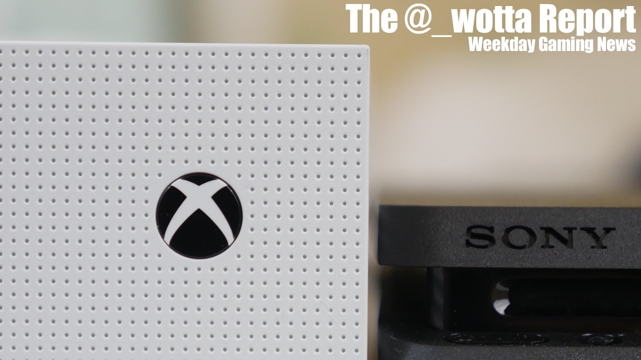 The @_wotta Report – Xbox One has sold 26 million | Weekday Gaming News