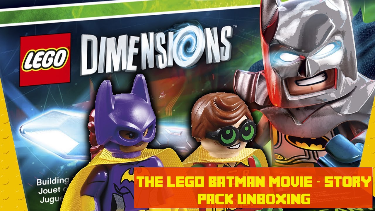 LEGO Dimensions: The LEGO Batman Movie Story Pack | Games Unboxed