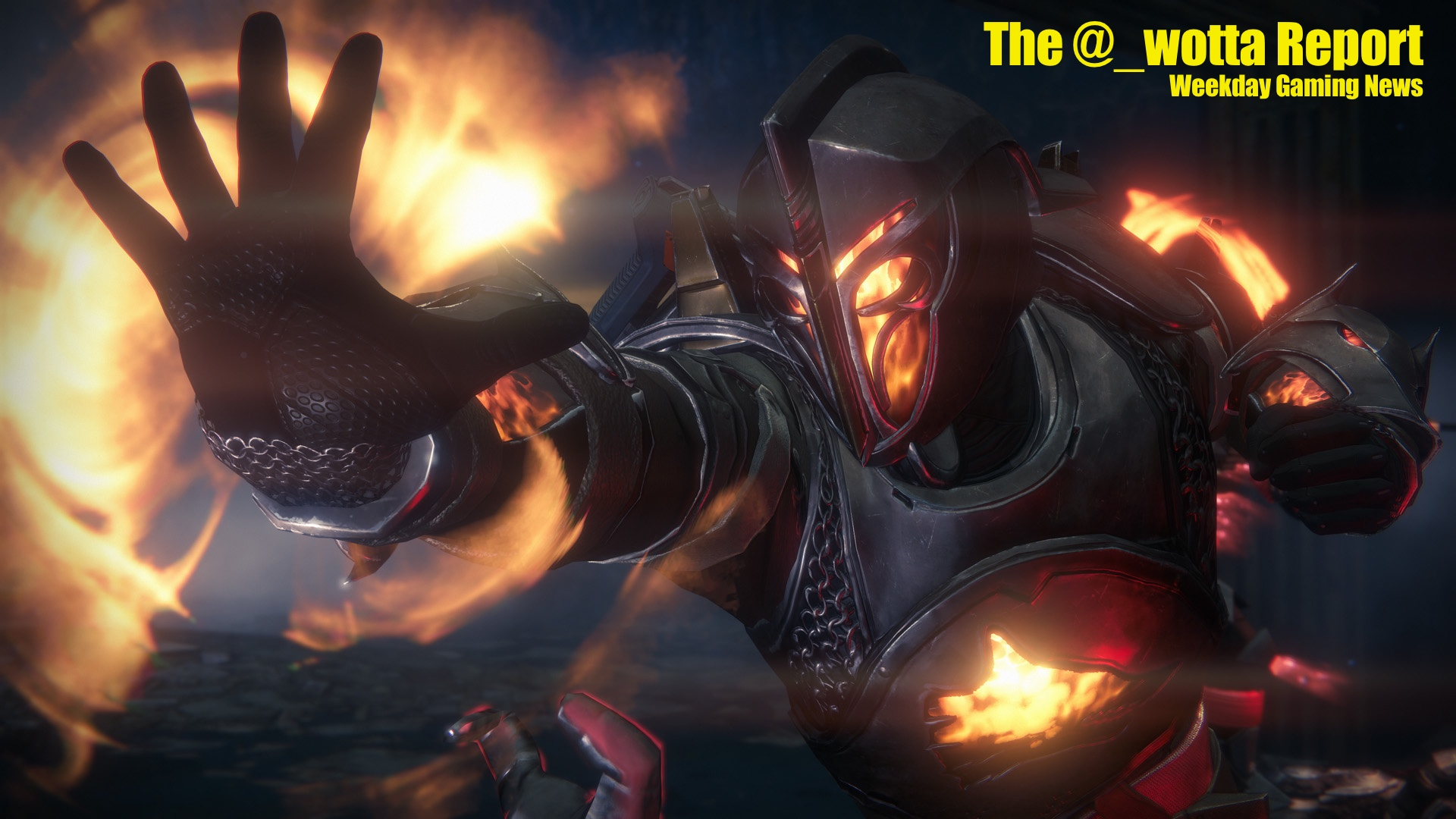 The @_wotta Report – Destiny 2 Coming This Year Or Else | Weekday Gaming News